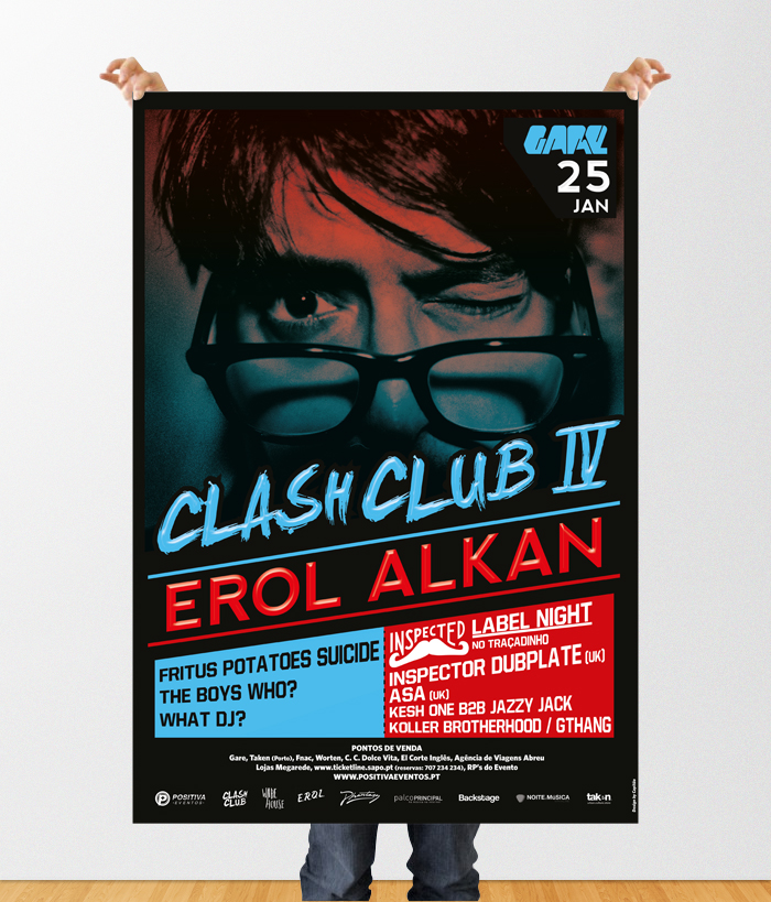 Poster ClashClub
