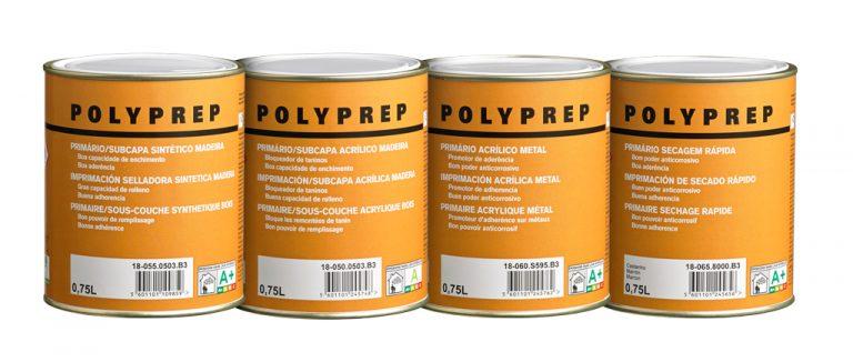"[:pt]Rótulos gama ""Polyprep""[:en]POLYPREP product range[:]"