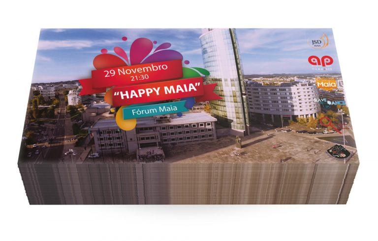 Flyer HAPPY MAIA