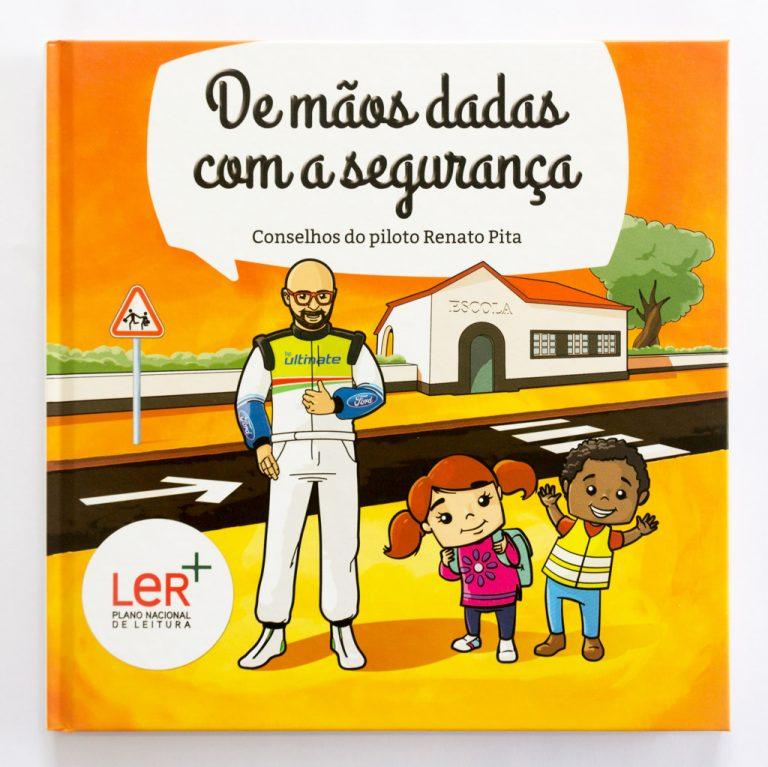 [:pt]Livro (De mãos dadas com a segurança) Piloto Renato Pita[:en]Book (Hand in hand with security) Pilot Renato Pita[:]