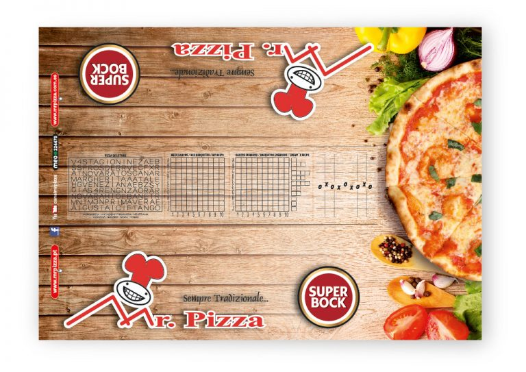 [:pt]Toalhete Mr. Pizza[:en]Mr. Pizza placemat[:]